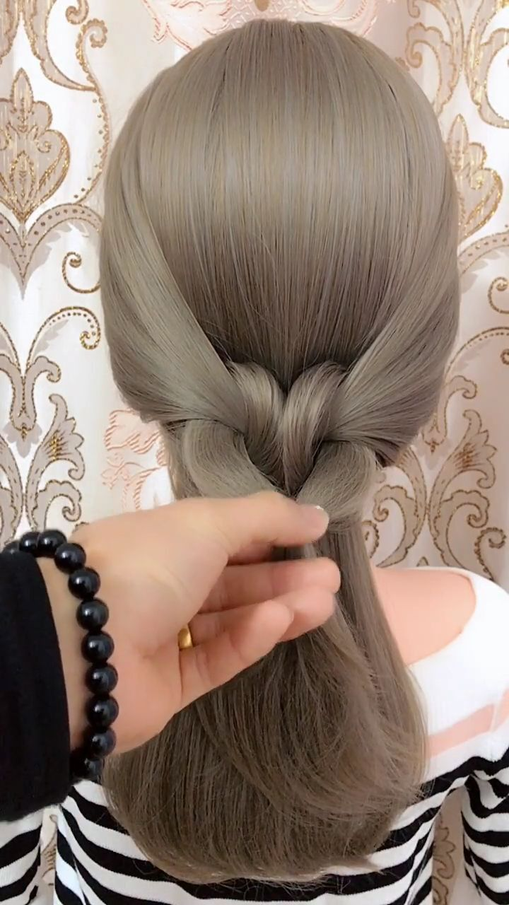 Best Of Easy New Hairstyle Video 2020 Braided Hairstyles Easy Hair Videos Long Hair Styles