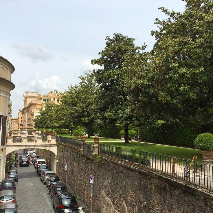 Palazzo Colonna - Jardin suspendu - Avr 2016 ©ROME Pratique