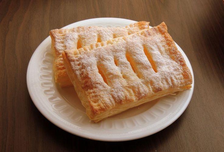 Ciastka francuskie z budyniem - jak zrobić? Przepisy na ciasta i desery WINIARY