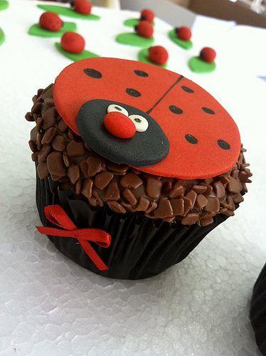Summer lady bug