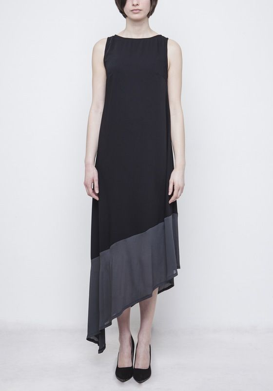 Image of Black Maxi Dress