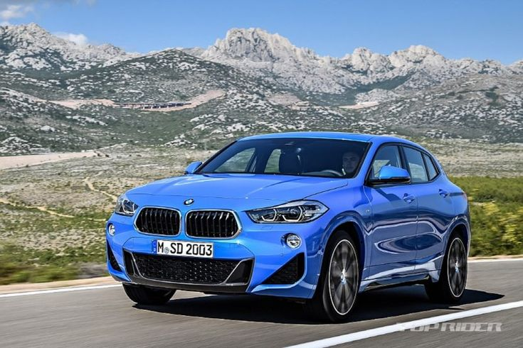 LEAKED: The new BMW X2