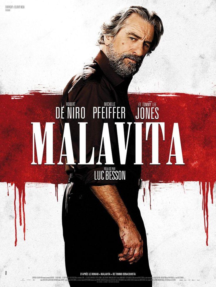 Découvrez la bande annonce de Malavita, le prochain film de Luc Besson avec Robert de Niro et Michelle Pfeiffer #Malavita @EuropaCorp Studio Studio