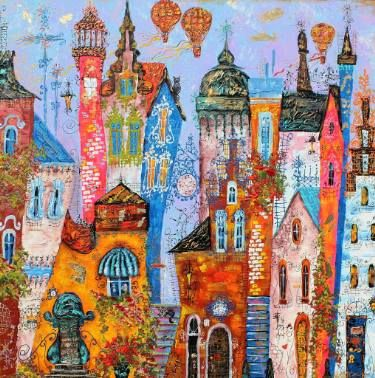 ,,Fantasy Old Town''
