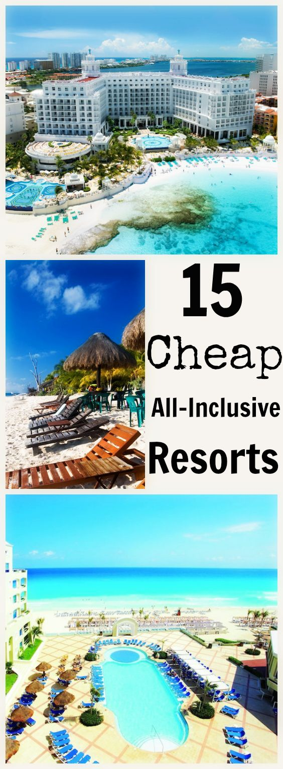 Cheap All Inclusive Family Vacation: Best 25+ Cheap Holiday Deals Ideas Only On Pinterest