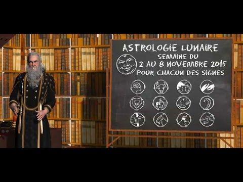 Astrologie Lunaire ☽ Chacun des signes - 2 au 8 novembre 2015