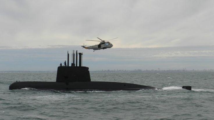 """O porta-voz da Marinha argentina anunciou que um """"ruído anómalo"""" foi registado há uma semana, três horas após a última comunicação do submarino ARA San Juan. http://observador.pt/2017/11/23/ruido-anomalo-detetado-horas-depois-da-ultima-comunicacao-do-submarino-argentino/?/"""