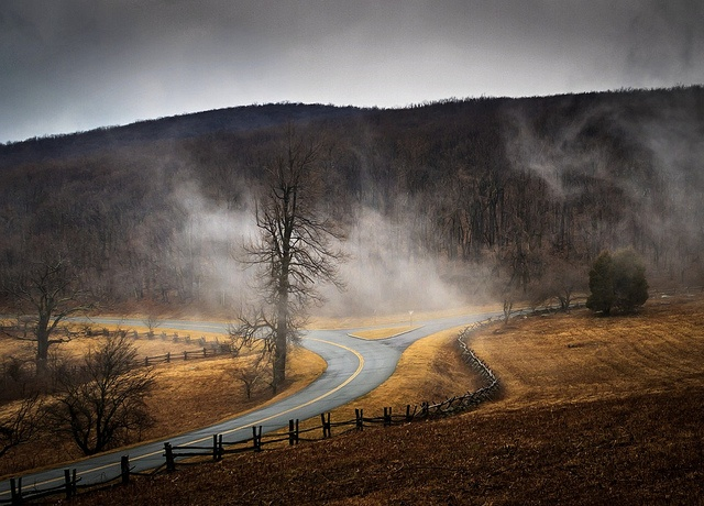 Blue Ridge Parkway today.