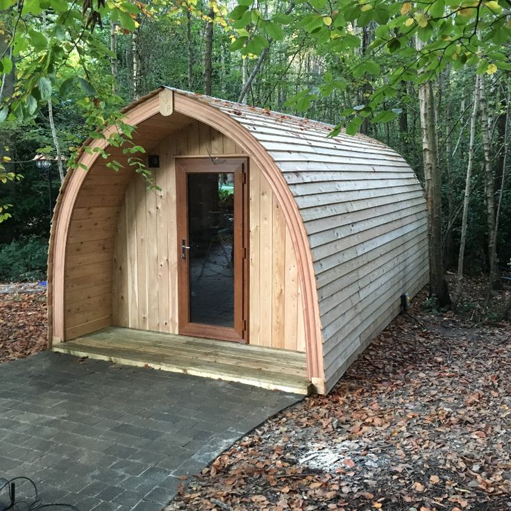 Lune Valley Pods Manufacture Camping Pods For Sale In The