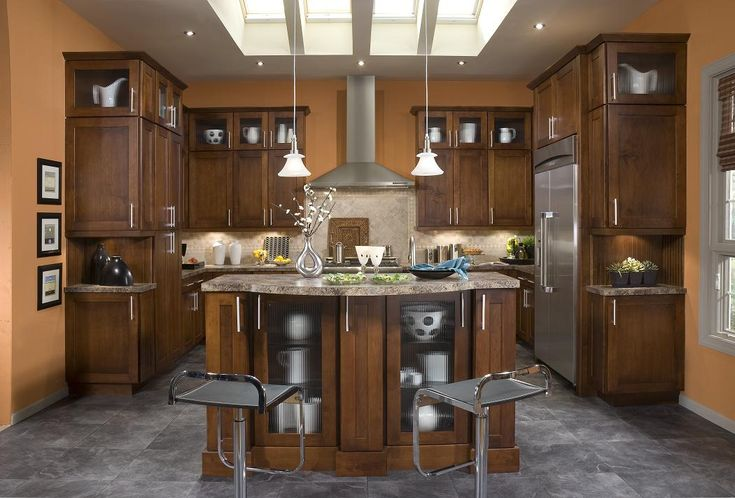 18 best images about our cabinet brands on pinterest - Marsh kitchen cabinets ...