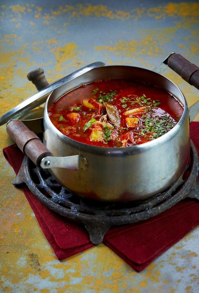 Jauheliha-chorizokeitto | Jauheliharuoat | Pirkka #food #soups