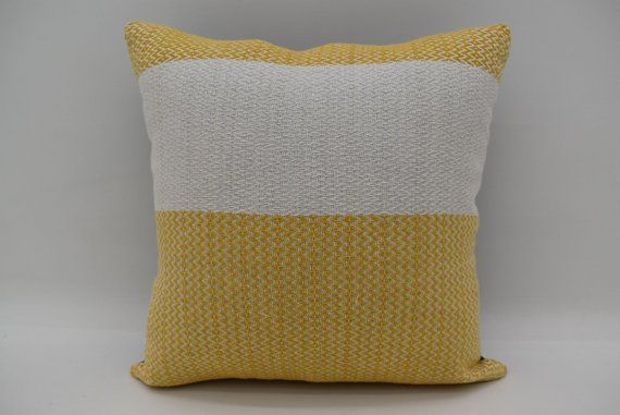 Washable Pillow 12x12 Throw Pillows Honeycomb Pillow Ethnic