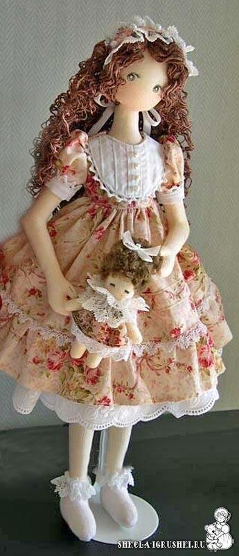 just love it doll pattern