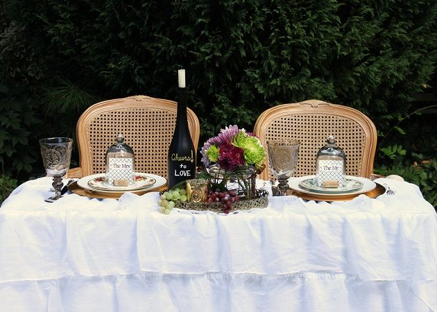 Marvelous Ideas For A Wine Themed Wedding