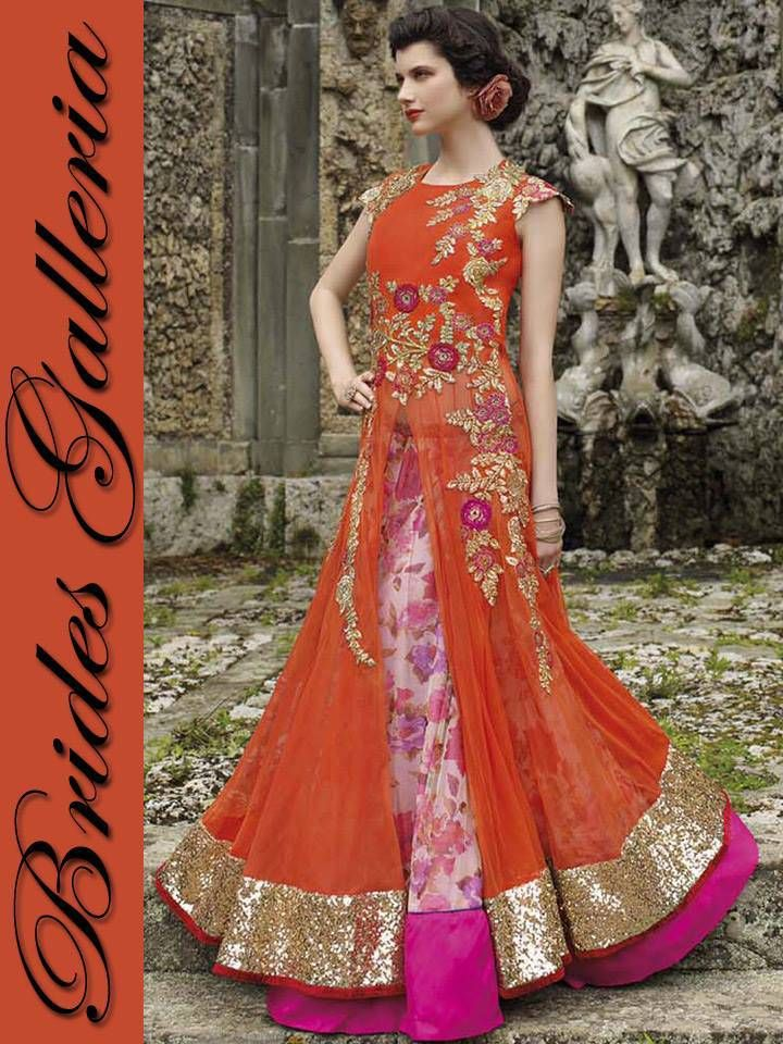 Party Wear Long Dresses Collection 2015 For Parties