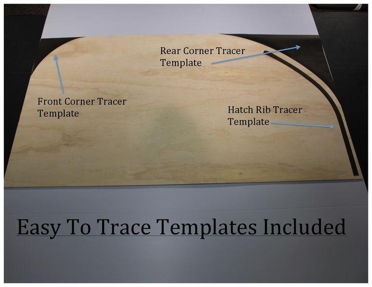 teardrop camper trailer plans how to build