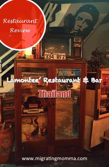 Thailand, Nakhon Si Thammarat Restaurants, Mexican Food, Review, Lamontee, Tacos, Burritos