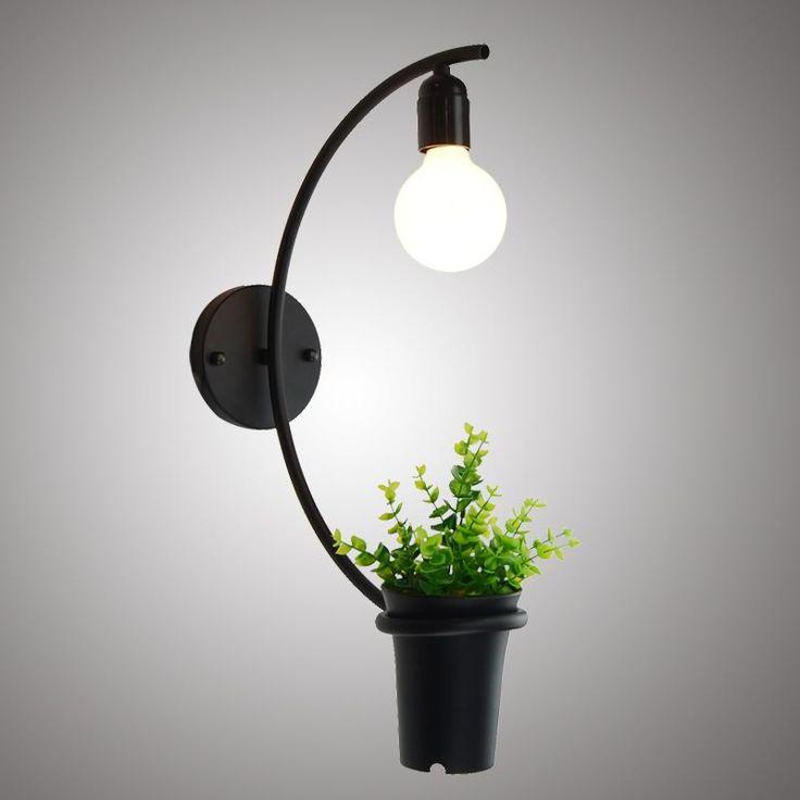 BLUEKING Bedside Lamp Black Wall Lamp Applique Murale Exterieur Modern Wall Light Fixtures Bathroom Light