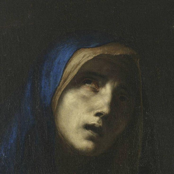 José de Ribera: La Piedad, 1633. Óleo sobre lienzo, 157 x 210 cm. Museo Thyssen-Bornemisza, Madrid. Nº INV. 336 (1984.12)  José de Ribera: The Pietá, 1633. Oil on canvas, 157 x 210 cm. Museo Thyssen-Bornemisza, Madrid. INV. Nr. 336 (1984.12)