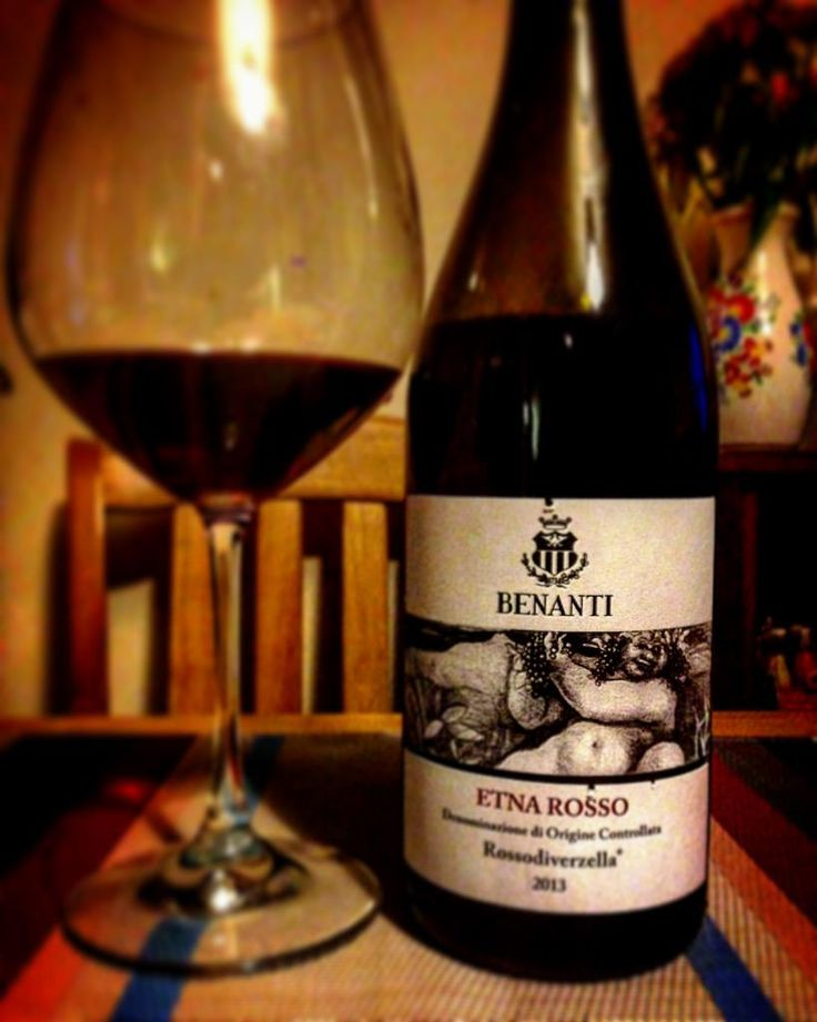 "D'Agos Wines on Twitter: ""Benanti Etna Rosso 2013: sweet spices, mineral & fruity. Simply Volcanic!!! #tasting #italianwine http://t.co/3X9GdKUrIH"""