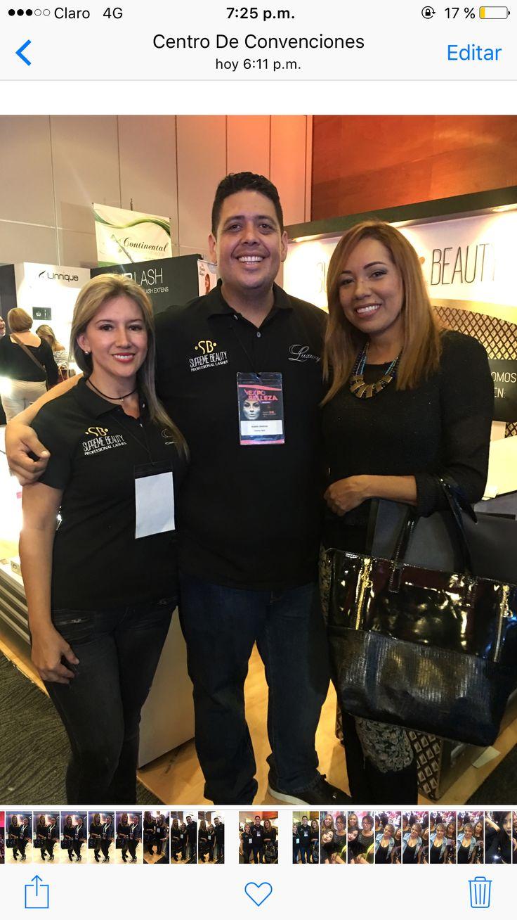 En la feria de Belleza 2016 Medellin