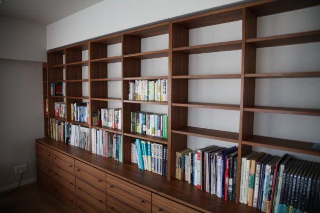 LaVida - 造作書棚