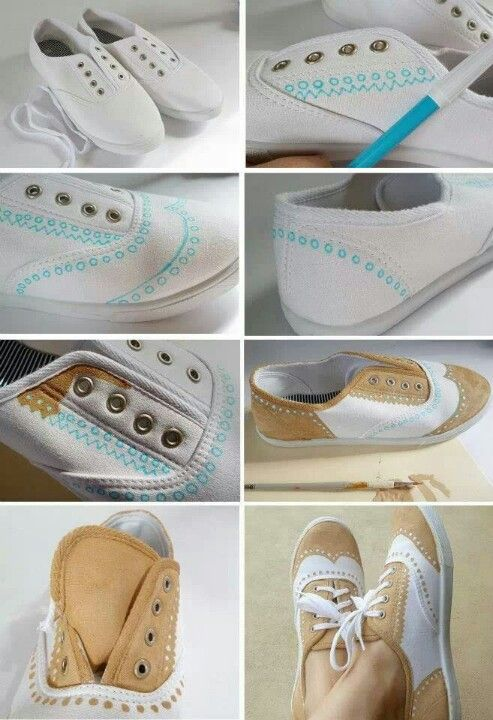 Diy shoes for yourself