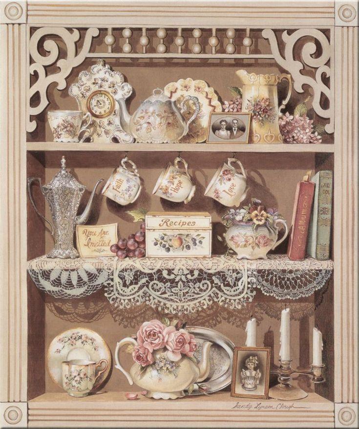 чайный натюрморт с салфеткой - Поиск в Google