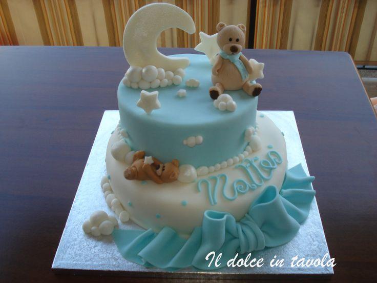 Top 39 best torta battesimo images on Pinterest | Christening cakes  UZ52