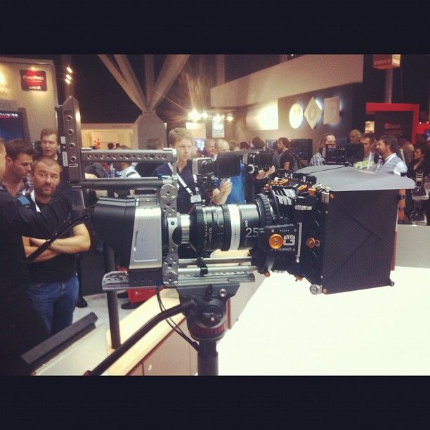 #BMCC monster rig at #IBCShow by @GermanRubies