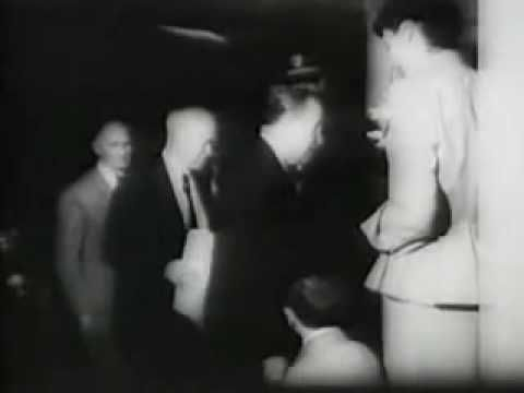 Jonas Salk Newsreel Polio Vaccine Discovered Stock Footage2.rv. The kind of newsreel that may have been shown in movie theaters.