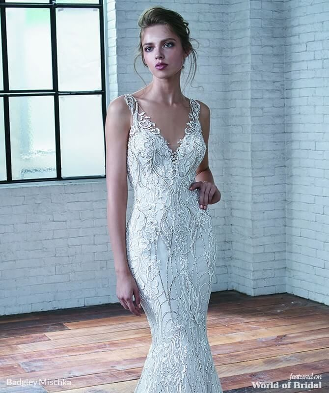 edc6c677969b Badgley Mischka 2019 Wedding Dresses