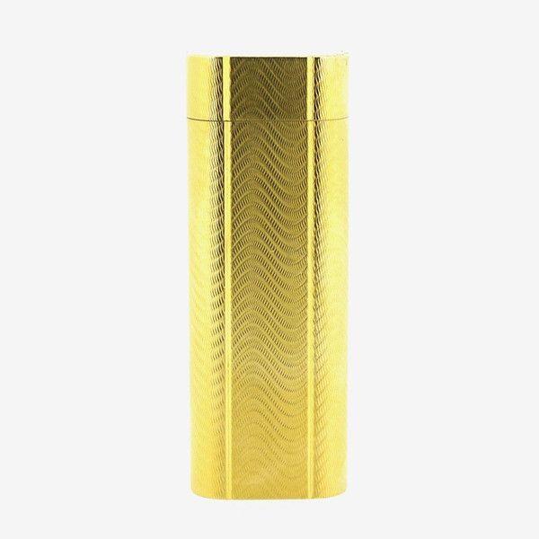 【中古】Cartier(カルティエ) ゴールド GP ライター/世界の一流ブランド『カルティエ』らしい洗練されたデザインです。男女問わずお使いになれます。/新品同様・極美品・美品の中古ブランドライターを格安で提供いたします。/¥17,500
