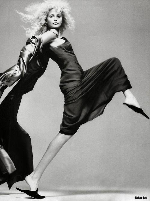Nadja Auermann photographed by Richard Avedon 1994