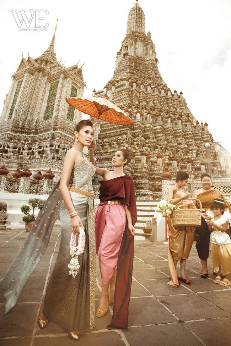 Thai Traditional Dress