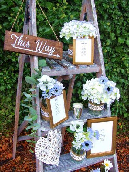 top ten en decoracin de bodas a base deescaleras original u romntico por igual