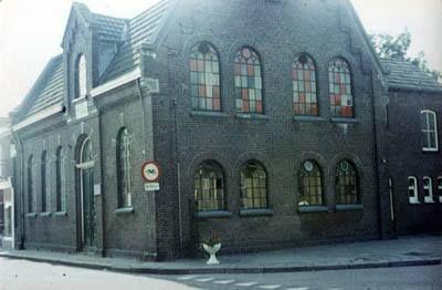 Synagoge Hardenberg.