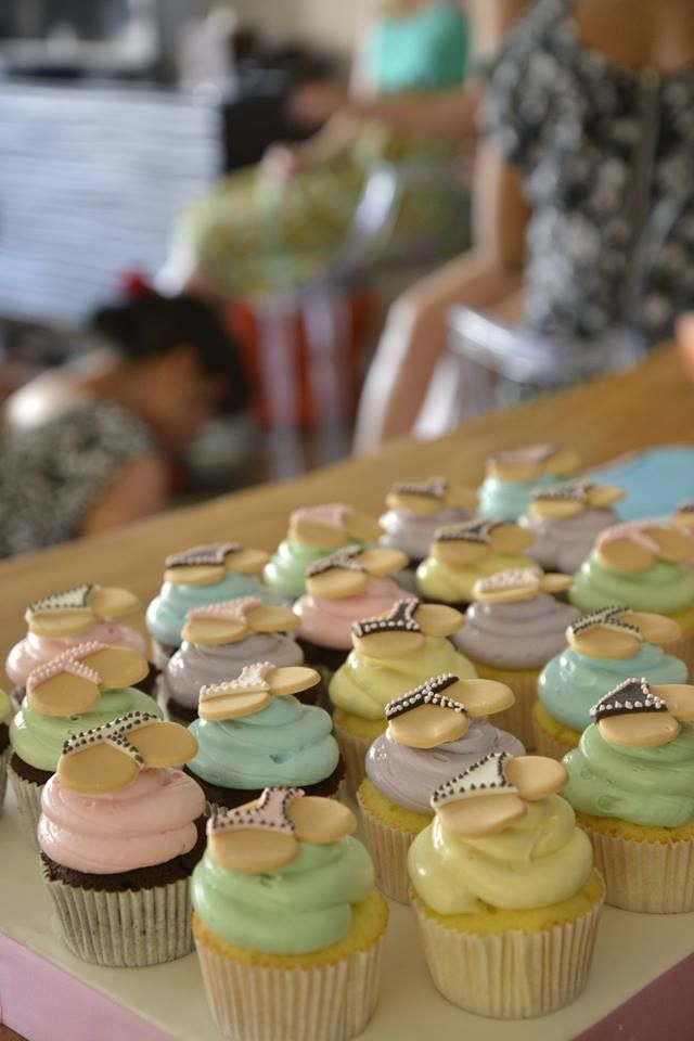 Hens Night Cupcakes