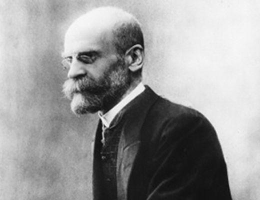 Émile Durkheim, lien social et intégration