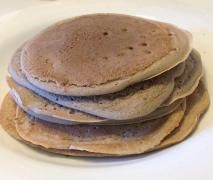 'You Won't Believe They Are Gluten Free Pancakes' (GF, DF, Refined SF)