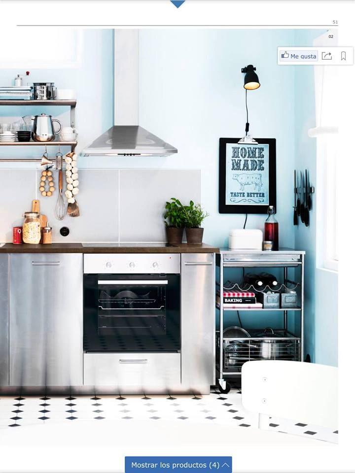 Mejores 43 imágenes de Cocina en Pinterest | Cocinas, Decoración de ...