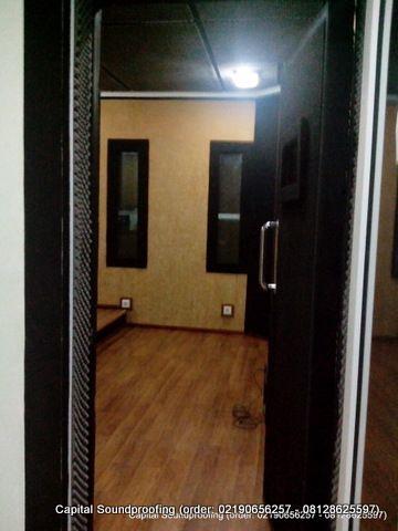 Soundproof Door Work