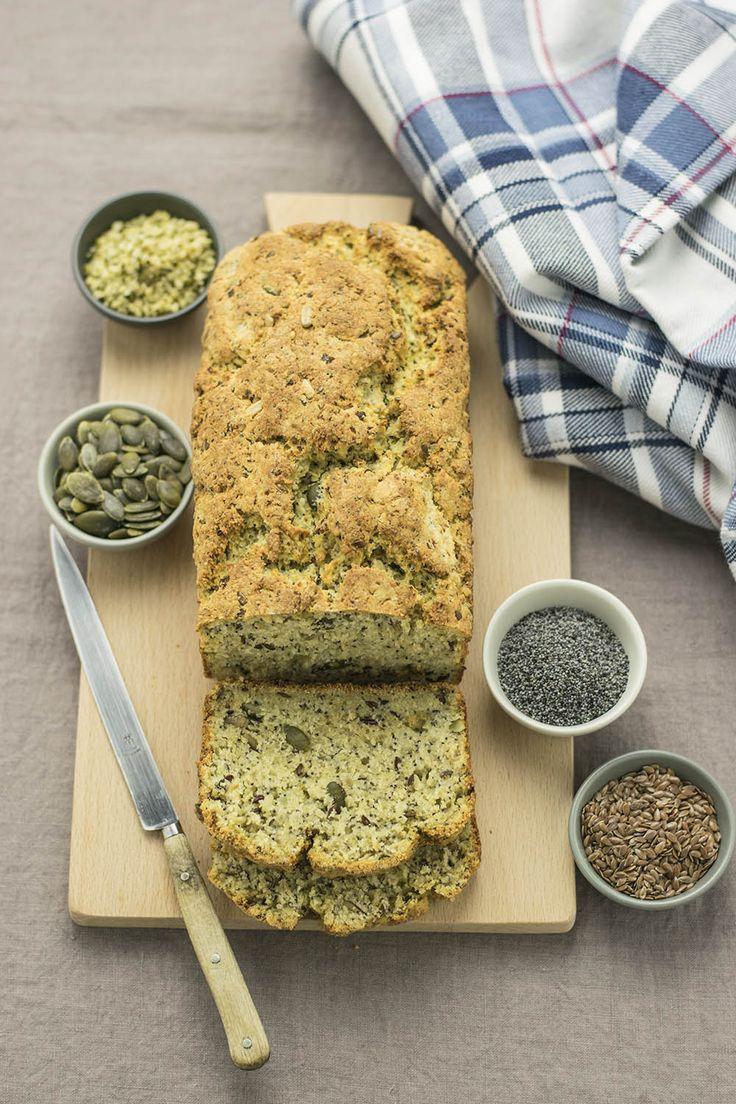 Pane di patate con semi vari | La tarte maison #siamogolosiani