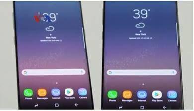 """Produsen smartphone Samsung mengucapkan selamat tinggal kepada tombol """"home"""" fisik untuk smartphone terbarunya Galaxy S8 . Peluncuran smartphone seri terbaru ini menjadi salah satu upaya Samsung kembali memimpin dalam inovasi smartphone, setelah recall Samsung Galaxy Note 7 tahun lalu.  Di YouTube: https://youtu.be/CKuY5kPpeFU"""