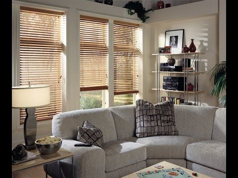 A brief introduction to some of the products we carry... including wood blinds, faux wood blinds, roller shades, solar screens, and honeycomb shades. Visit our website at http://www.BlueRidgeBlinds.com to learn more or give us a call at 864-660-9669 to schedule a consultation.