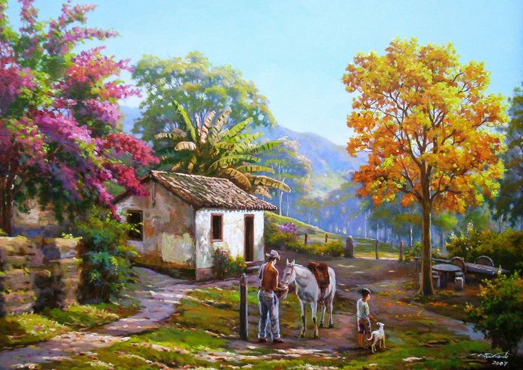 Favoritos 619 best PINTURAS PINTORES FAMOSOS images on Pinterest | Oil on  YS59