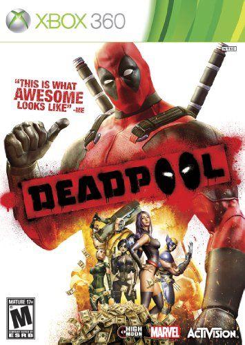 DeadPool - Xbox 360 Activision http://www.amazon.com/dp/B008LW4SBQ/ref=cm_sw_r_pi_dp_gXufwb17C3RJJ