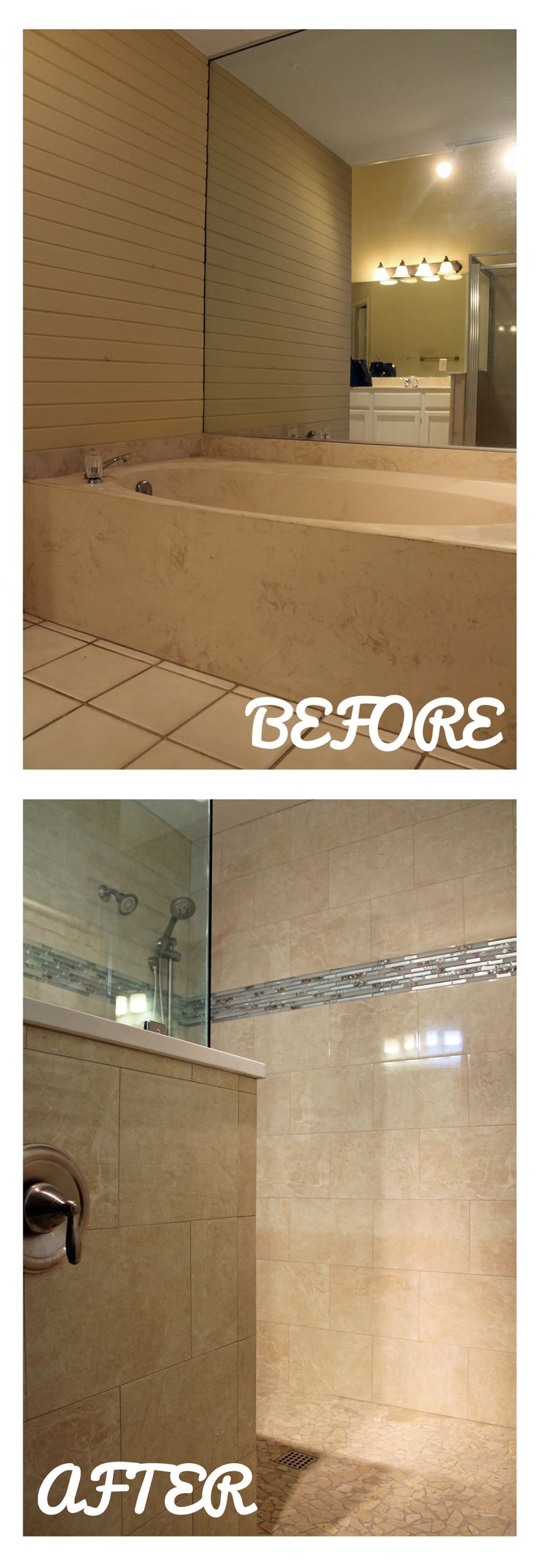 33 best before and after remodeling images on pinterest photo shower bath tub remodel before and after