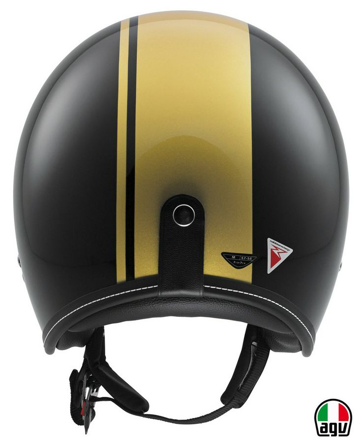 AGV RP60 - Royal Black/Gold