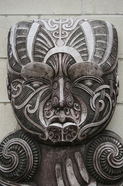 Traditional Maori Stone Carving, Hamilton, Aotearoa New Zealand By global oneness project
